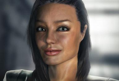 Angelina 3D